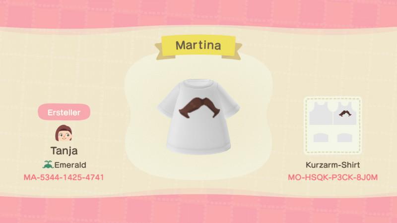 Martina Merchandise
