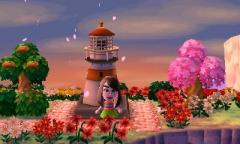 Unter dem Leuchtturm