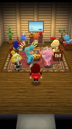 Was macht ihr alle in meinem Haus ...