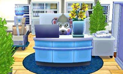 Büro (Happy Home Designer) - Animal Crossing Wiki
