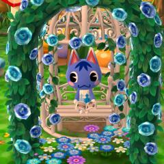 Traum in blau