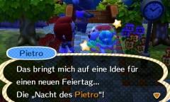 Nacht des Pietro