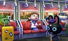 Zugfahrt :D