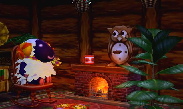 Dollys cozy cabin