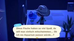Jörg im Aquarium?