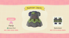 Rathian-Rüstung