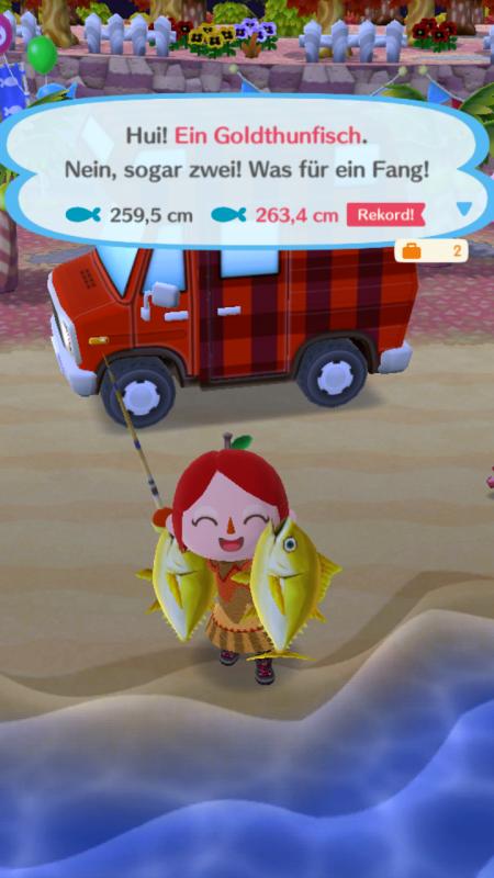 Ein guter Fang