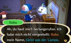 Buhu - Der Geist aus der Lampe