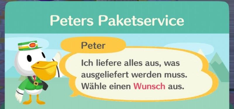 Peter, meine große Liebe
