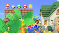 Die Mario-Ecke