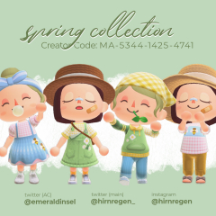 🌼 spring collection 🌼