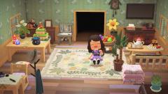 Mein Haus im Frühling