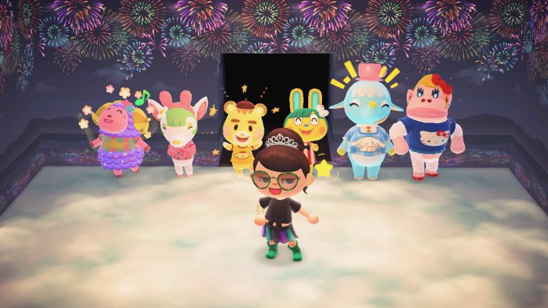 Sanrio-Gruppenfoto