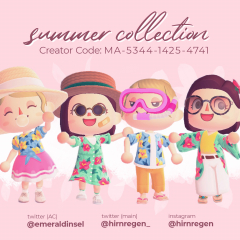🌺 summer collection 🌺
