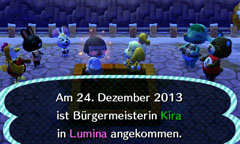 Willkommen/Lumina