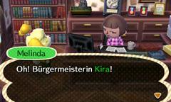 Bürgermeisterin/Lumina