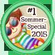 Sommer-Special 2015 Gewinnerin