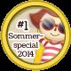 Sommer-Special 2014 Gewinnerin