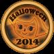 Halloween-Wettbewerb 2014 Gewinnerin
